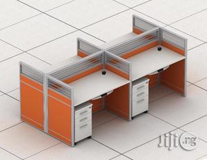 4man Workstation | Furniture for sale in Lagos State, Ikeja