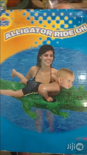 Alligator Ride On   Babies & Kids Accessories for sale in Lagos State, Ikoyi