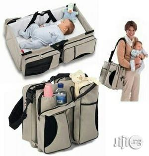 Baby Bed & Bag With Mosquito Net | Children's Furniture for sale in Lagos State, Lagos Island (Eko)