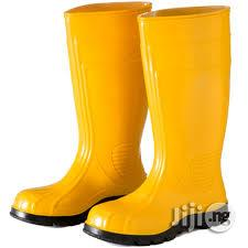 Safety Shoes And Rain Coat For Sales | Shoes for sale in Lagos State, Ikeja
