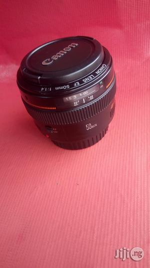 Canon Lens 50mm 1:4   Accessories & Supplies for Electronics for sale in Lagos State, Ikeja