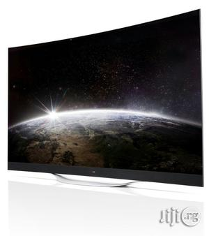 Brand New Original Lg Led 60 Inches Smart Curve Tv With 2 Years Warranty   TV & DVD Equipment for sale in Lagos State, Ojo