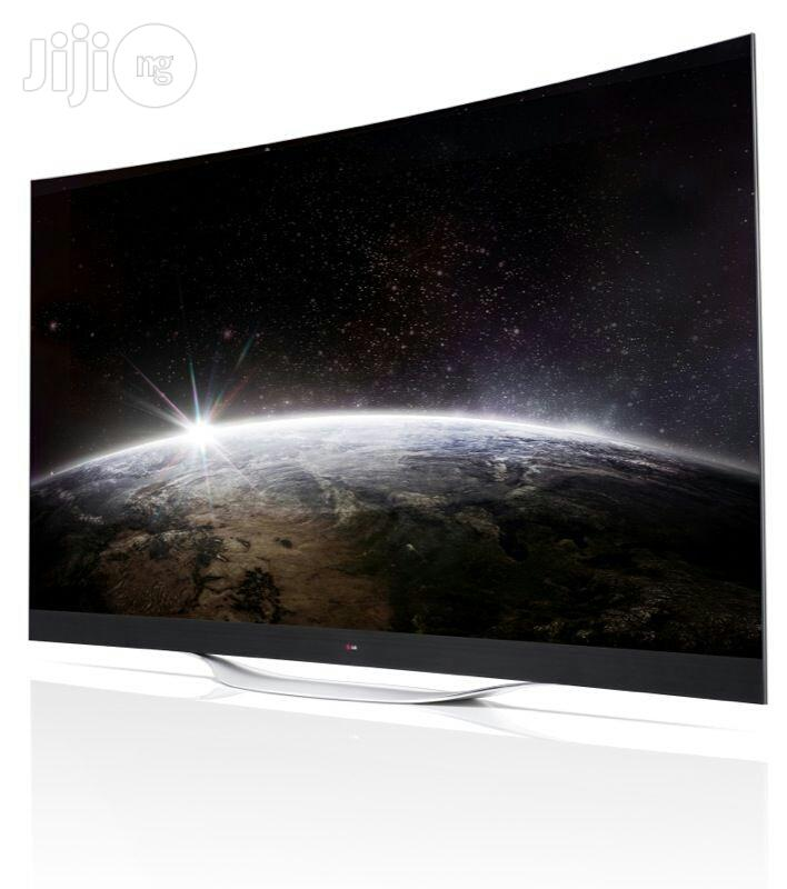 Brand New Original Lg Led 60 Inches Smart Curve Tv With 2 Years Warranty