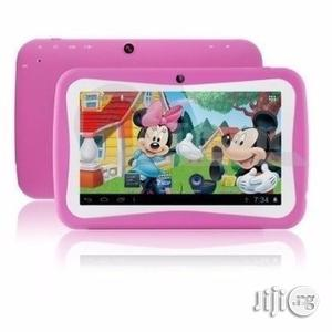 7 Kids Educational Android Tablet-Pink | Toys for sale in Lagos State, Ikeja