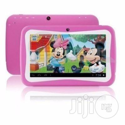 7 Kids Educational Android Tablet-Pink