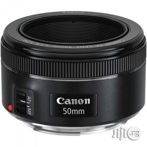Canon EF 50mm F/1.8 STM Lens   Accessories & Supplies for Electronics for sale in Lagos State