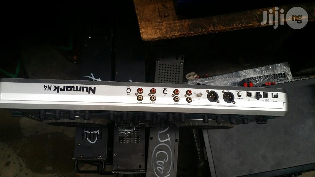 Numark N4 Tokunbor 4 Deck   Musical Instruments & Gear for sale in Ojo, Lagos State, Nigeria