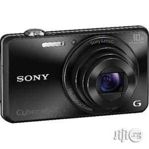 Sony Cyber-Shot DSC-WX220 Digital Camera - Black   Photo & Video Cameras for sale in Lagos State