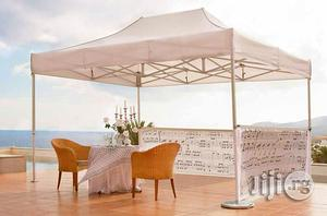 Eye-catching Foldable Gazebo 3m By 4.5m / Tent / Canopy / Umbrella | Garden for sale in Lagos State