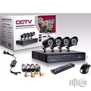 CCTV Security Recording System With Internet & 3G Phone View   Security & Surveillance for sale in Lagos State, Ikeja