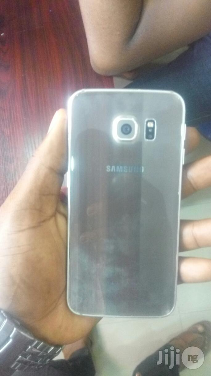 Samsung Galaxy S6 edge 32 GB | Mobile Phones for sale in Ikeja, Lagos State, Nigeria
