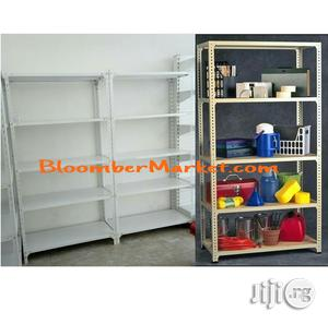 Steel Metal Shelving Unit   Store Equipment for sale in Lagos State, Ojo