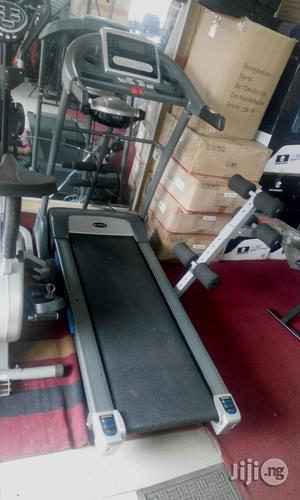Just Imported 2.5hp Treadmill American Fitness | Sports Equipment for sale in Lagos State, Amuwo-Odofin