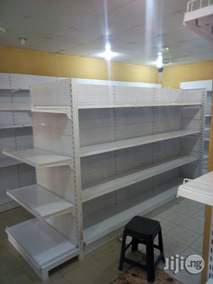 Double Sided Supermarket Shelf   Store Equipment for sale in Imo State, Owerri