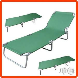 Foldable Camp Bed And Outdoor Resting Bed   Camping Gear for sale in Lagos State, Lagos Island (Eko)