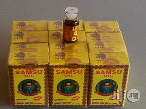 The Only Original Samsu Oil Full Details And Side Effects Exp Oct-2020   Sexual Wellness for sale in Lagos State