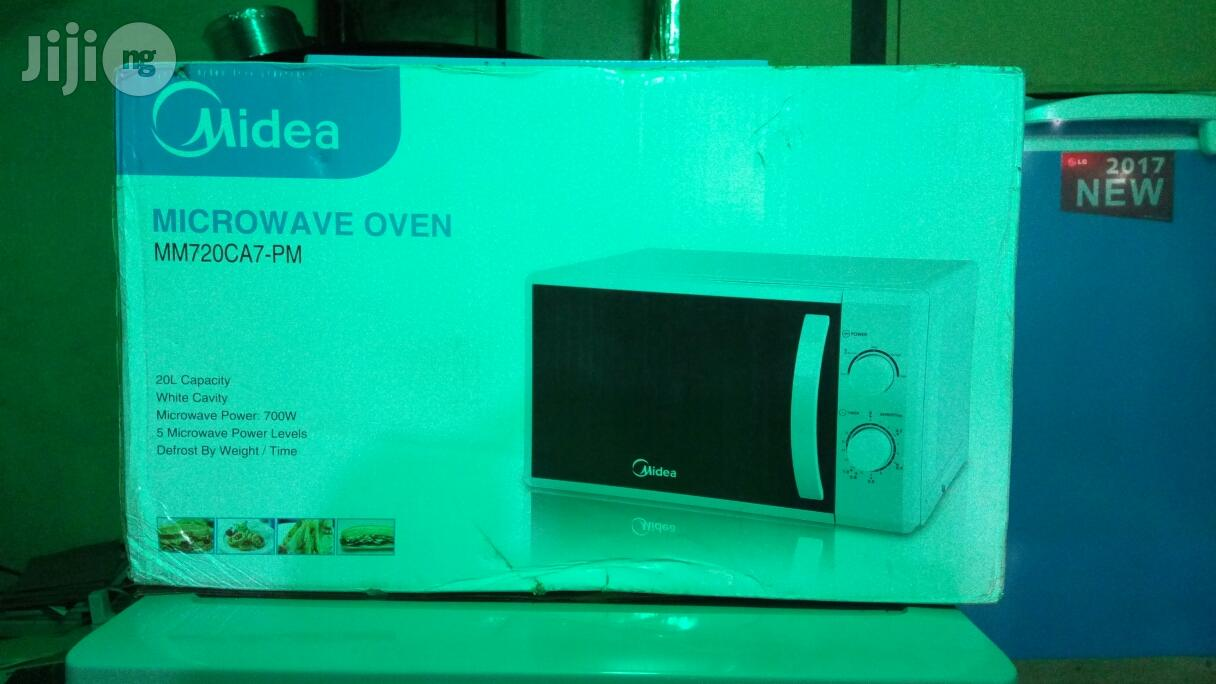 Midea Microwave Oven Mm720ca7-pm
