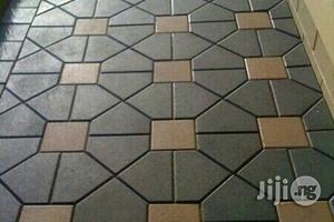 America Bishop Hat Interlocking Paving Stones | Building Materials for sale in Abuja (FCT) State, Lugbe District