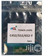 Konica Minolta Bizhub C452 Toner Chips   Accessories & Supplies for Electronics for sale in Lagos State