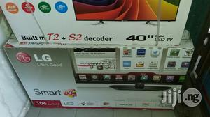 LG Led Smart Tv With 2 Years Warranty And Safe Delivery 43 Inches | TV & DVD Equipment for sale in Lagos State, Ojo