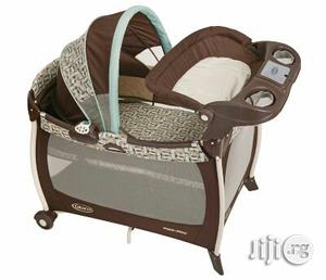 Graco Pack N Play Silhouette Baby Bed   Children's Furniture for sale in Lagos State, Ikeja