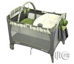 Graco Pack N Play Napper and Changer Baby Bed   Children's Furniture for sale in Lagos State, Ikeja
