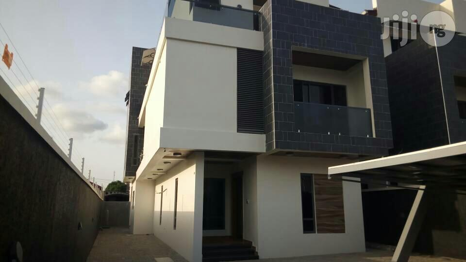 New 5 Bedroom Semi Detached Duplex + BQ At Lekki Phase 1 For Rent. | Houses & Apartments For Sale for sale in Lekki, Lagos State, Nigeria
