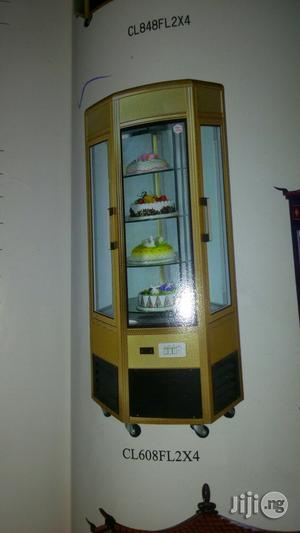 Gold Standing Cake Display | Store Equipment for sale in Lagos State, Ojo
