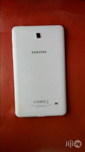 Samsung Tab 4 Sim 7inchs 16Gb   Tablets for sale in Lagos State, Ikeja