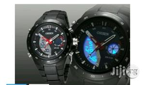 Ohsen Unisex Watch Digital Black Sport Watch | Watches for sale in Lagos State