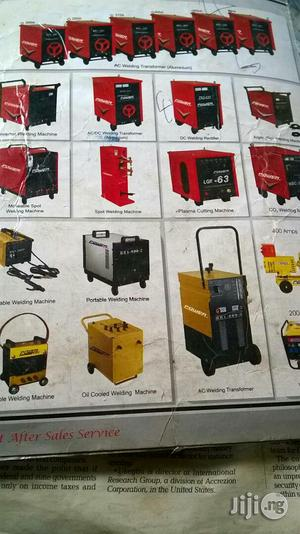 Complete Welding Machine   Electrical Equipment for sale in Lagos State, Ojo