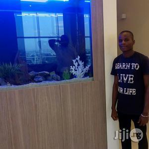 Customized Aquarium | Fish for sale in Lagos State, Ajah