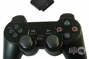 PS 2 Wireless Game Pad | Video Game Consoles for sale in Lagos State, Ikeja