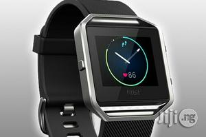 Fitbit Blaze Track Wireless   Smart Watches & Trackers for sale in Lagos State, Ikeja