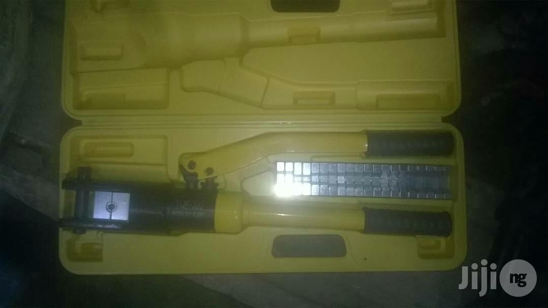 Batex Hydraulic Cable Lock.