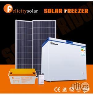 200 Litre Freezer DC 12V/AC 220V | Kitchen Appliances for sale in Lagos State, Alimosho