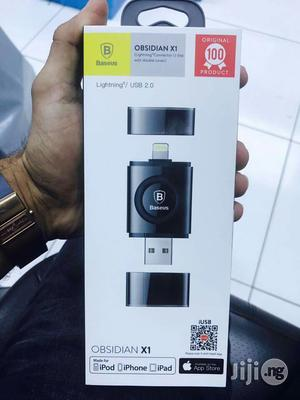 iPhone 64gb OTG Flash IOS   Accessories for Mobile Phones & Tablets for sale in Lagos State, Ikeja
