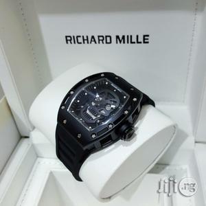 Richard Mille Skullcap Black Wristwatch | Watches for sale in Lagos State, Oshodi
