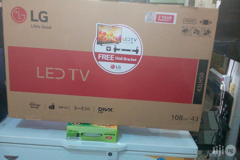 LG LED TV Model 43lh50 43 Inches