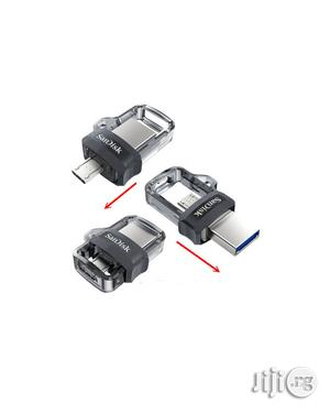 Sandisk 32GB OTG Dual USB Flash | Computer Accessories  for sale in Lagos State, Ikeja