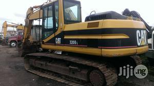 Excavator Caterpillar 320BL 1999 | Heavy Equipment for sale in Lagos State, Apapa