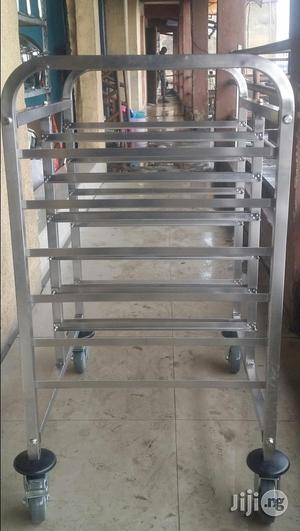 Stainless Steel Service Trolley | Store Equipment for sale in Lagos State, Lagos Island (Eko)