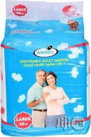 Angel Adult Diapers (Medium, Large, Xlarge) | Baby & Child Care for sale in Lagos State, Mushin