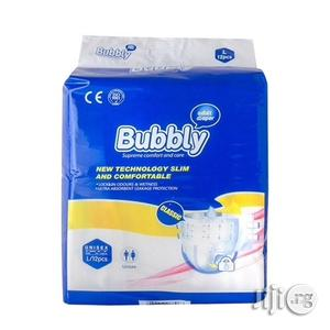 Bubbly Adult Diaper | Baby & Child Care for sale in Lagos State