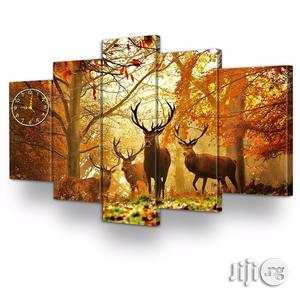 5 Piece Canvas Wall Art Print (Reference: Cp070)   Home Accessories for sale in Lagos State