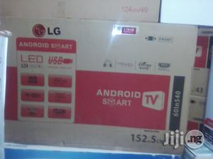 LG Android Smart TV 60 Inches | TV & DVD Equipment for sale in Lagos State, Ojo