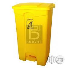 Commercial Dust Bin 50LITERS With Perdal   Home Accessories for sale in Lagos State, Lagos Island (Eko)