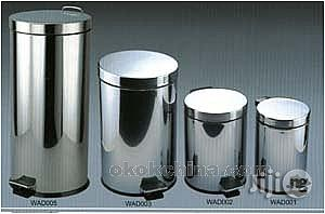 Staininless Steel Pedal Dust Bin UK [30Liters] | Home Accessories for sale in Lagos State, Lagos Island (Eko)