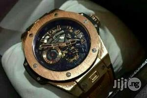Quality Hublot Chronograph Watch | Watches for sale in Lagos State