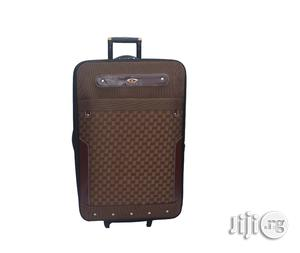 Brown Trolley Luggage   Bags for sale in Lagos State, Ikeja